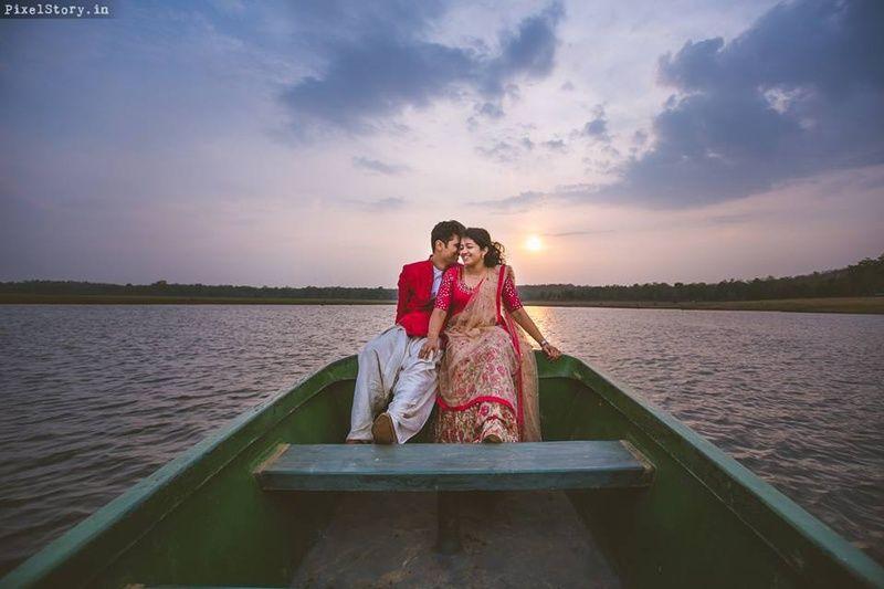 Best Pre Wedding Photographer
